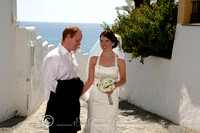 Destination Wedding, Nerja, Spain, Sandra & Kevin