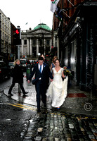 Dublin City Wedding, Edel & James