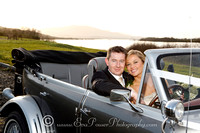 Wedding at Belleek Castle, Mayo, Ireland